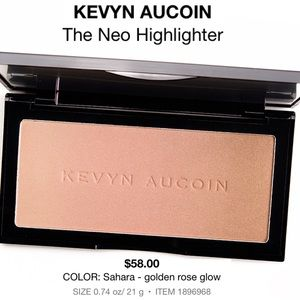 Kevyn Aucoin The Neo Highlighter in Sahara NEW